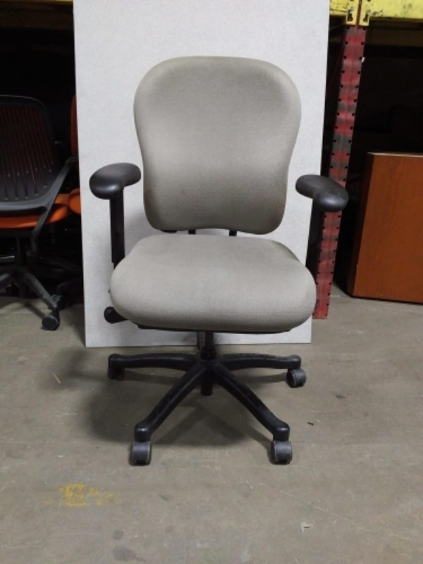 Knoll RPM High Back Task Chair In Grey