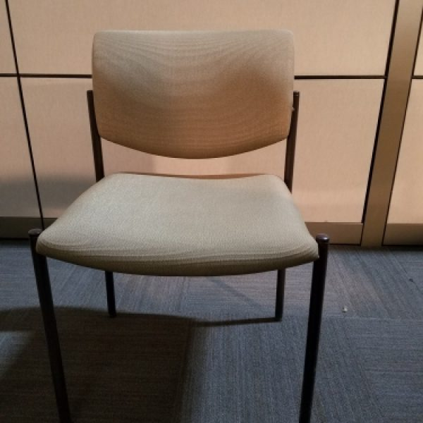 Steelcase Player Side Chair Armless
