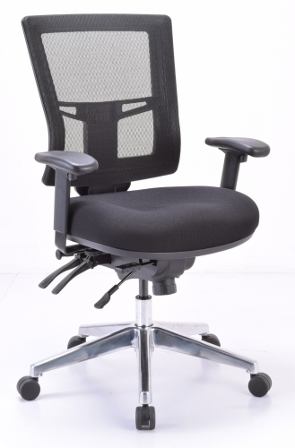 mesh back high performance task chair office furniture chicago