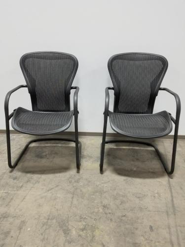 Herman Miller Aeron Guest Chairs U2013 SOLD