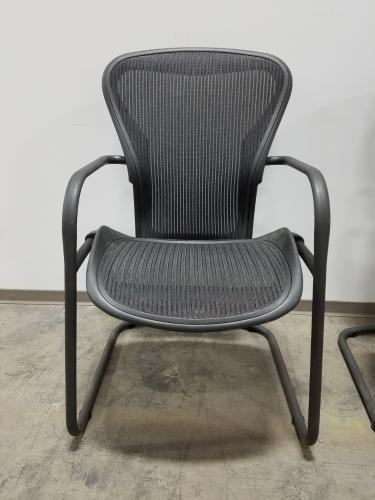 Superb Herman Miller Aeron Guest Chairs U2013 SOLD