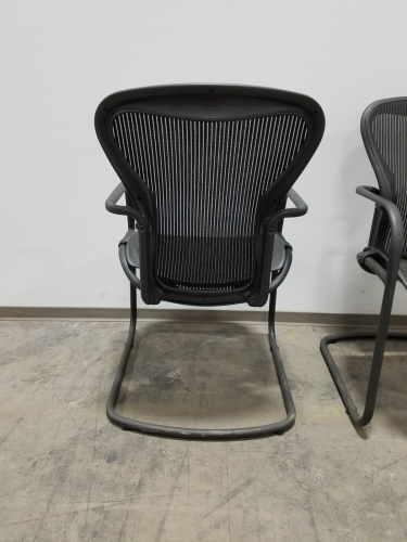 Awesome Herman Miller Aeron Guest Chairs U2013 SOLD