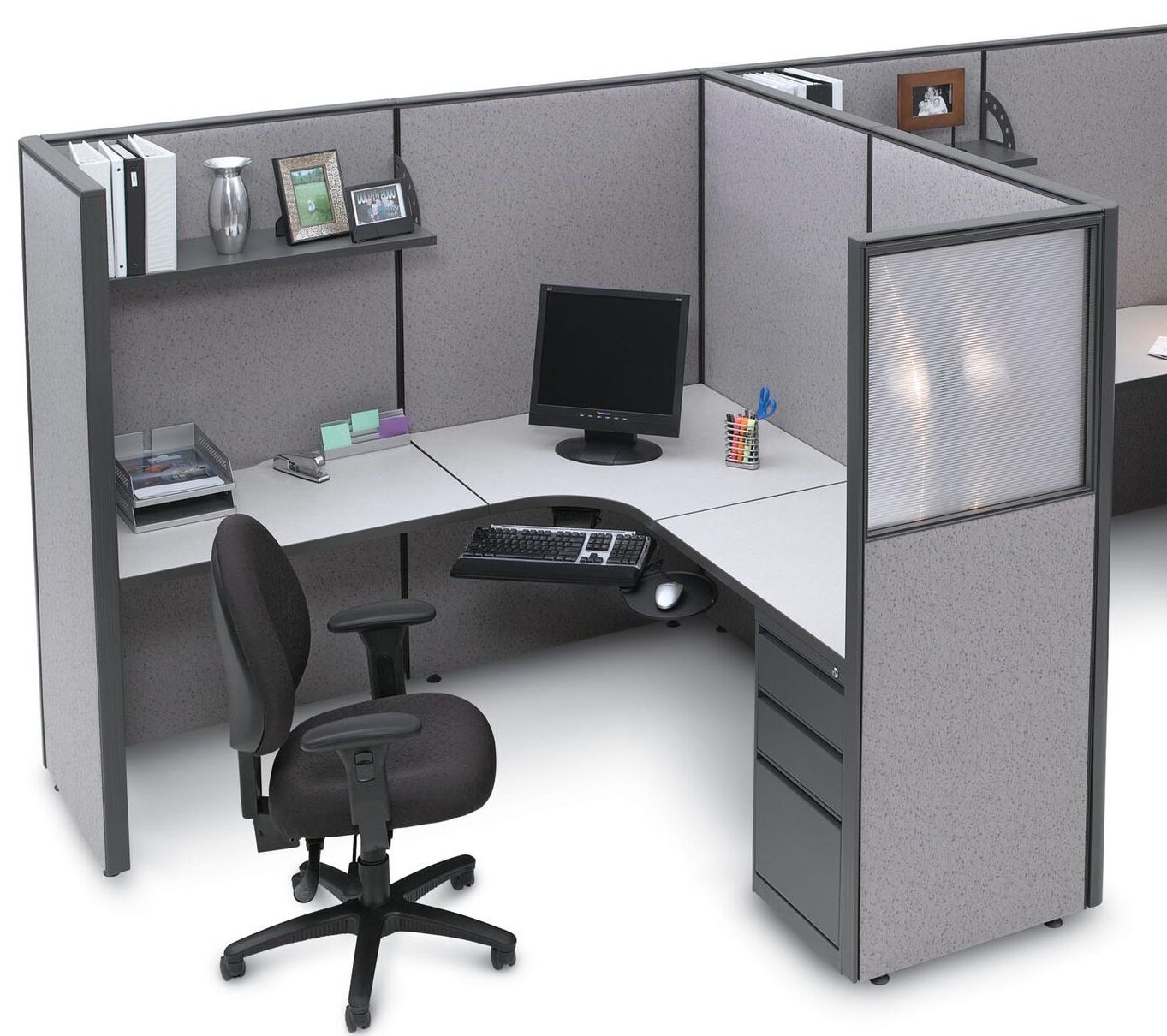 Maxspace 66h 6 X 6 Cubicle Office Furniture Chicago