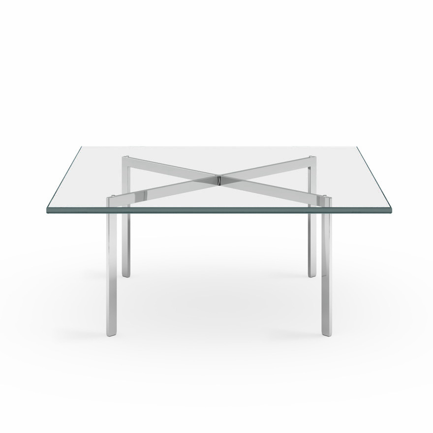 Knoll barcelona table office furniture chicago new used refurbished - Barcelona table knoll ...