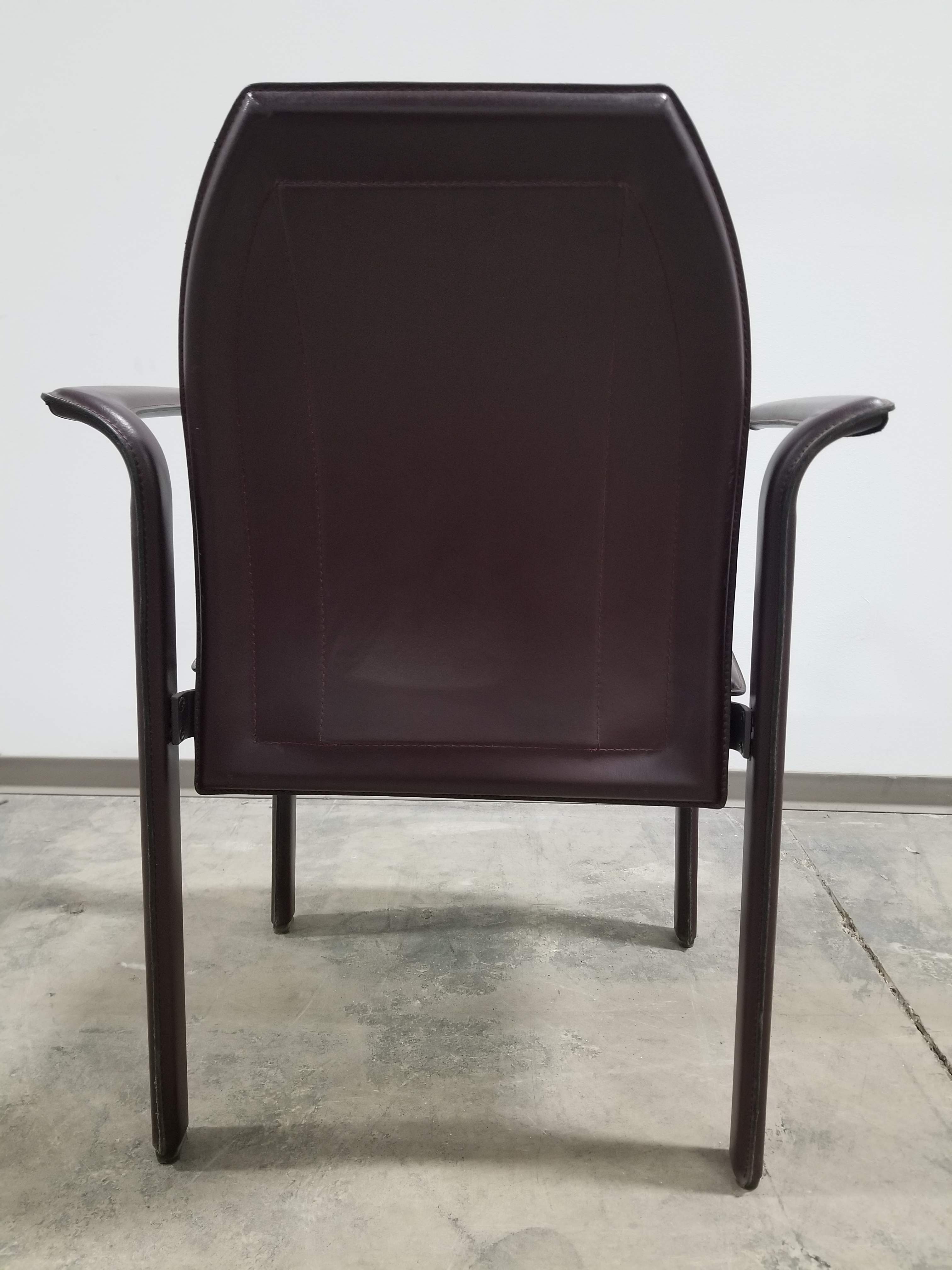 Majestic Leather Guest Chair