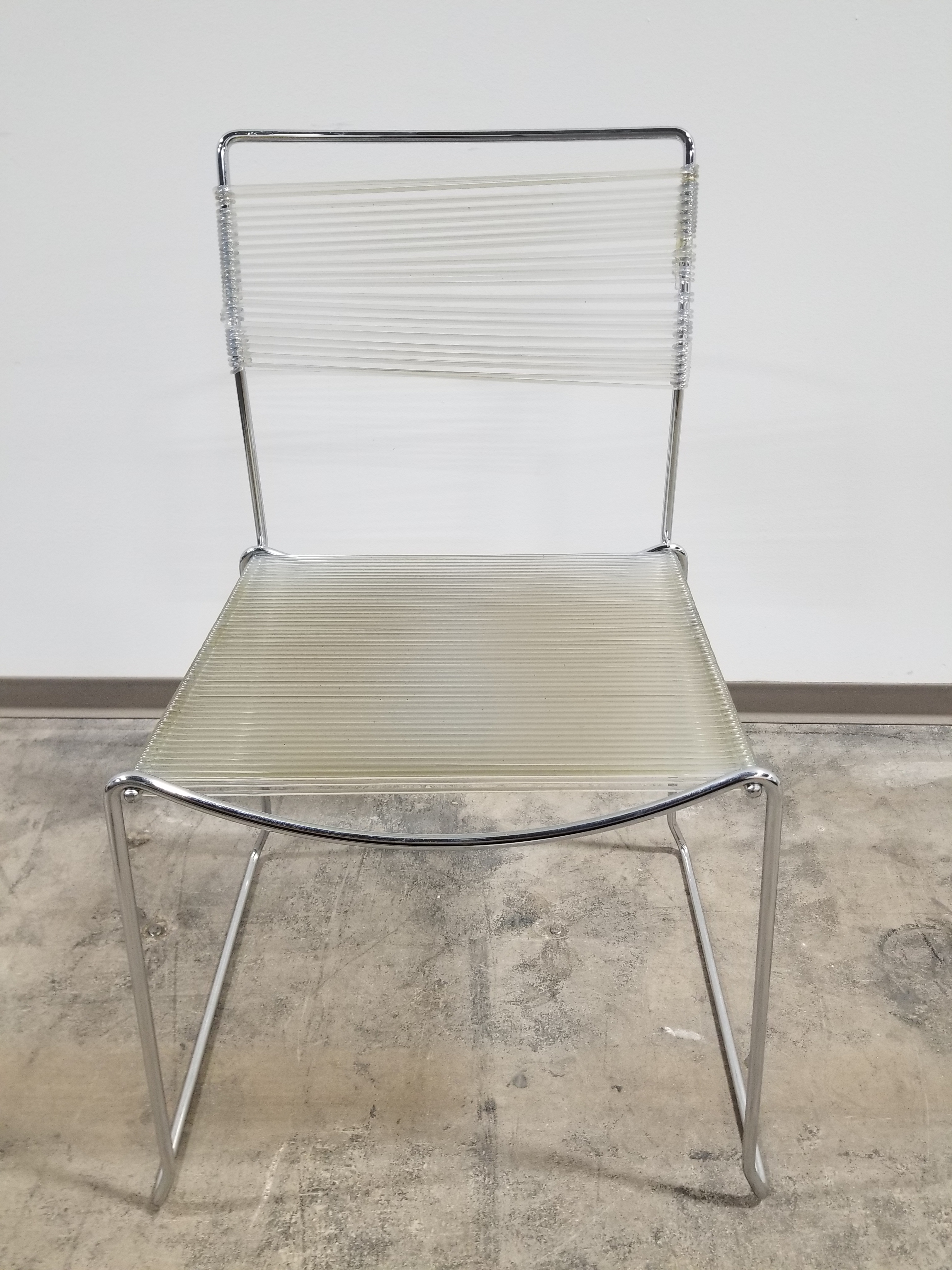 Steel Stacking Chair Office Furniture Chicago New