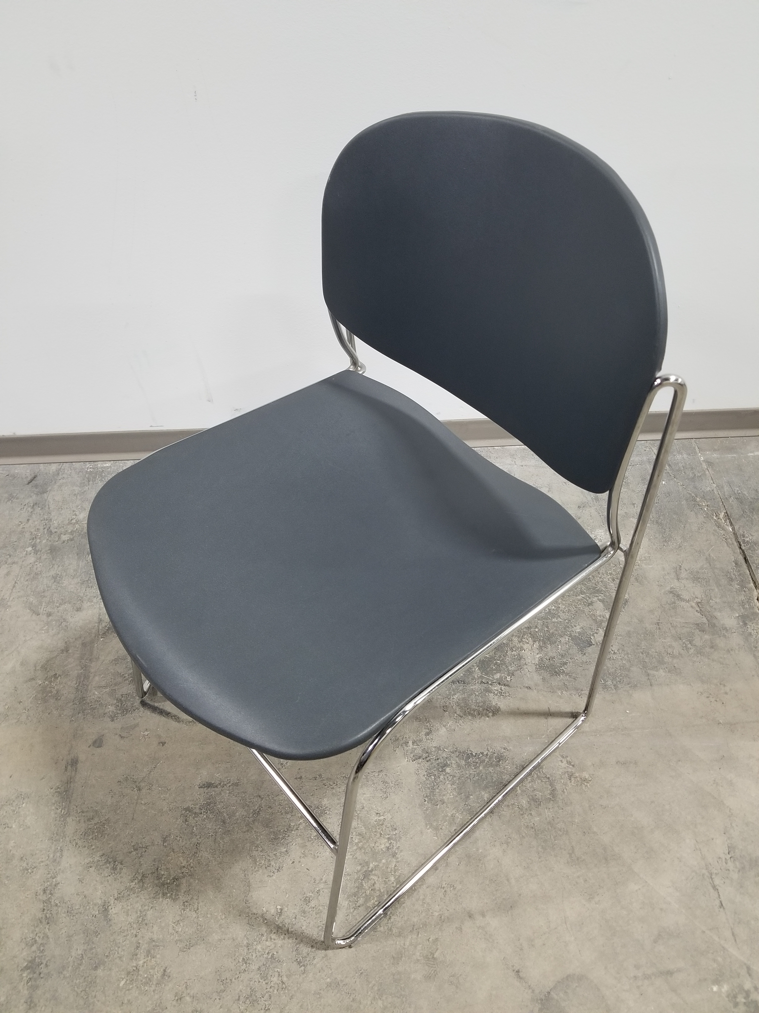 Allsteel Ariel Stacking Chair fice Furniture Chicago New