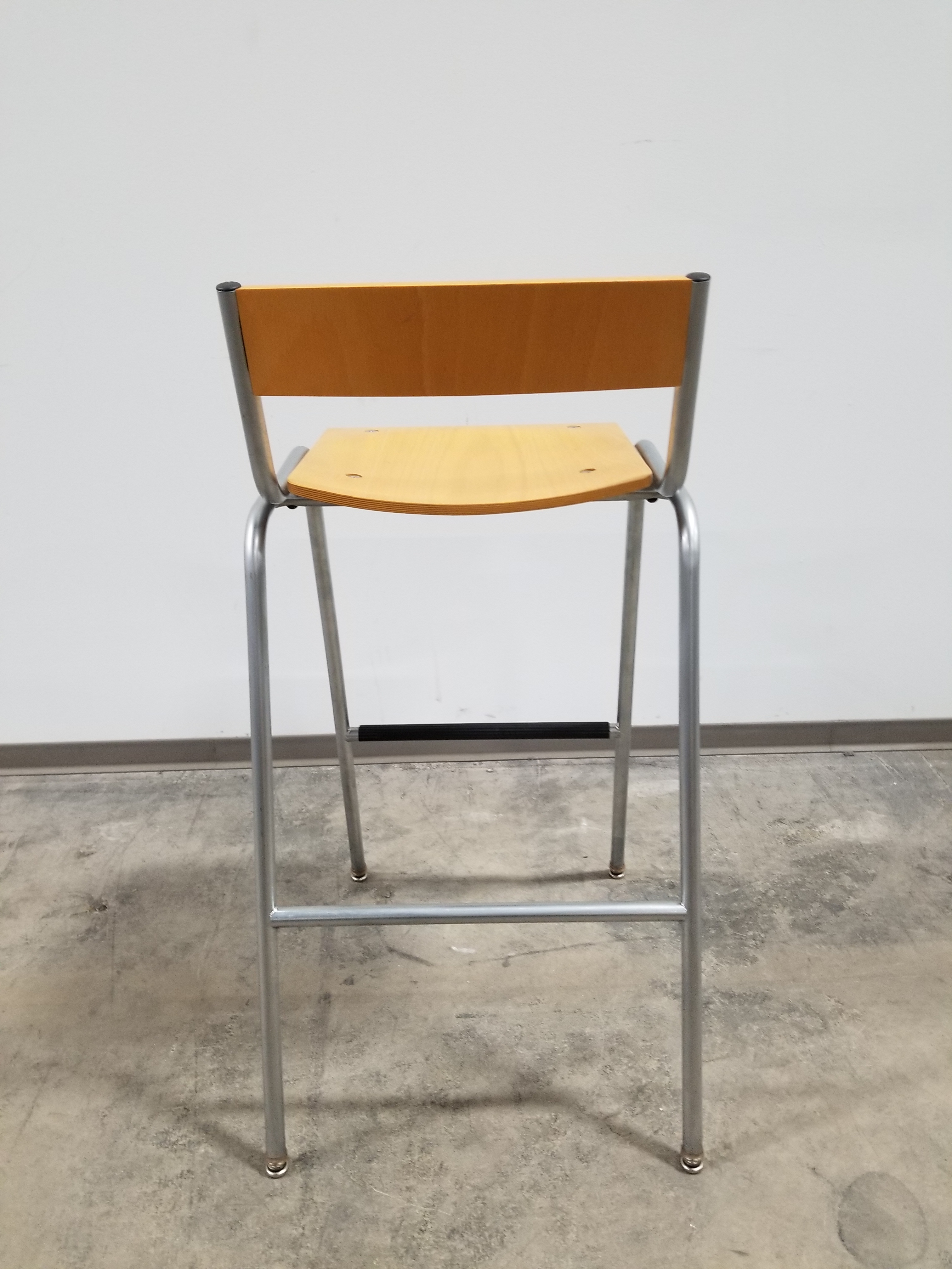Thonet Wood Bar Stool Office Furniture Chicago New