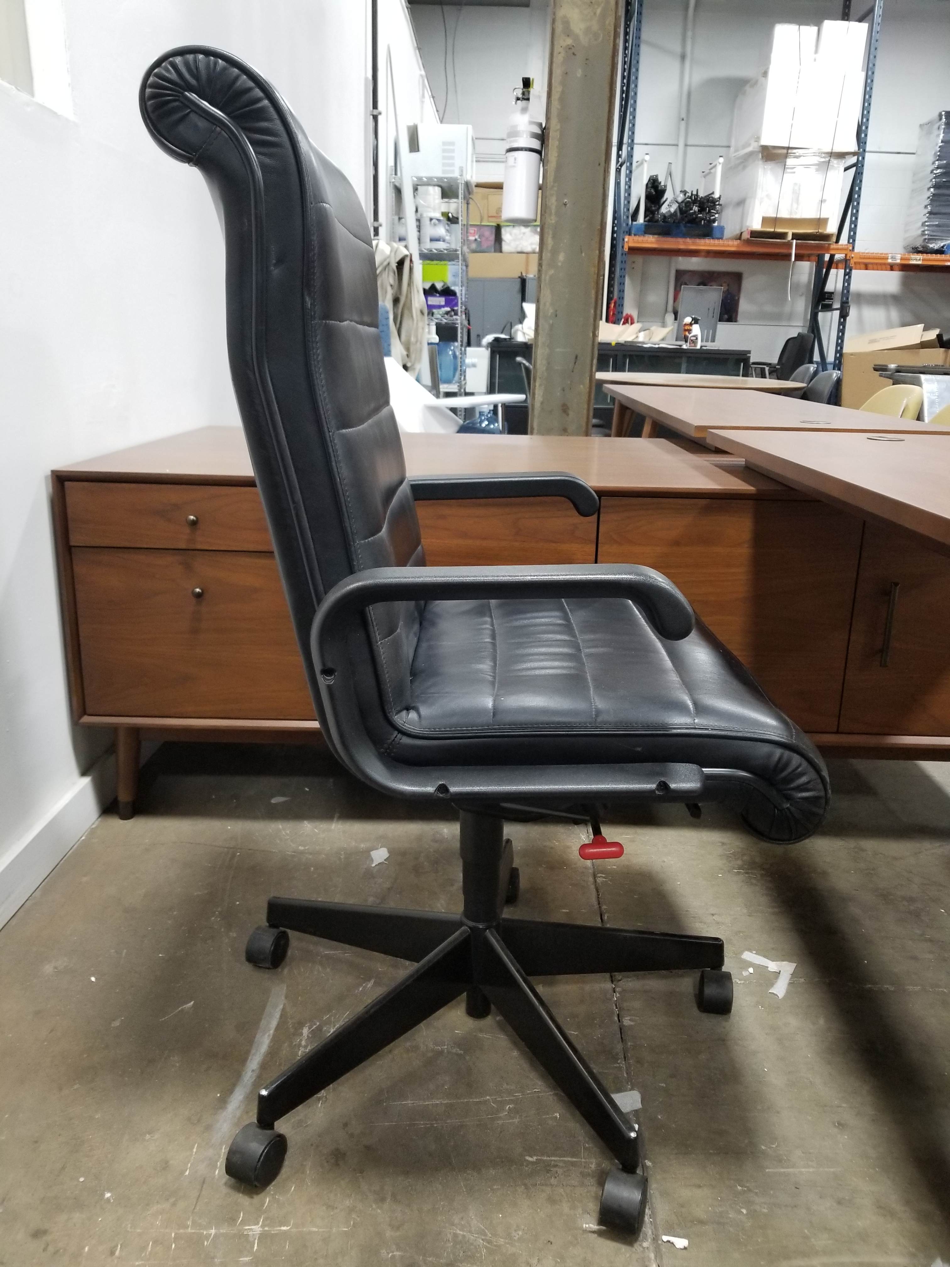 Knoll Sapper executive high back